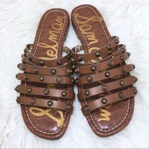 Sam Edelman Brea 2 Studded Slide Sandal New Size 9